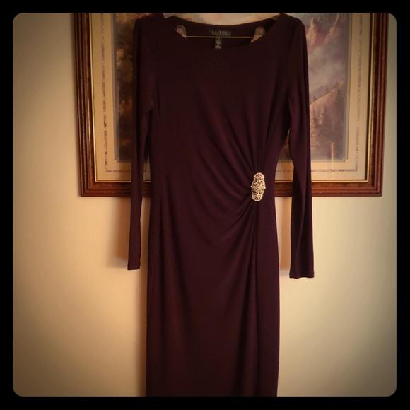 Ralph Lauren Dresses & Skirts - Ralph Lauren Purple Dress